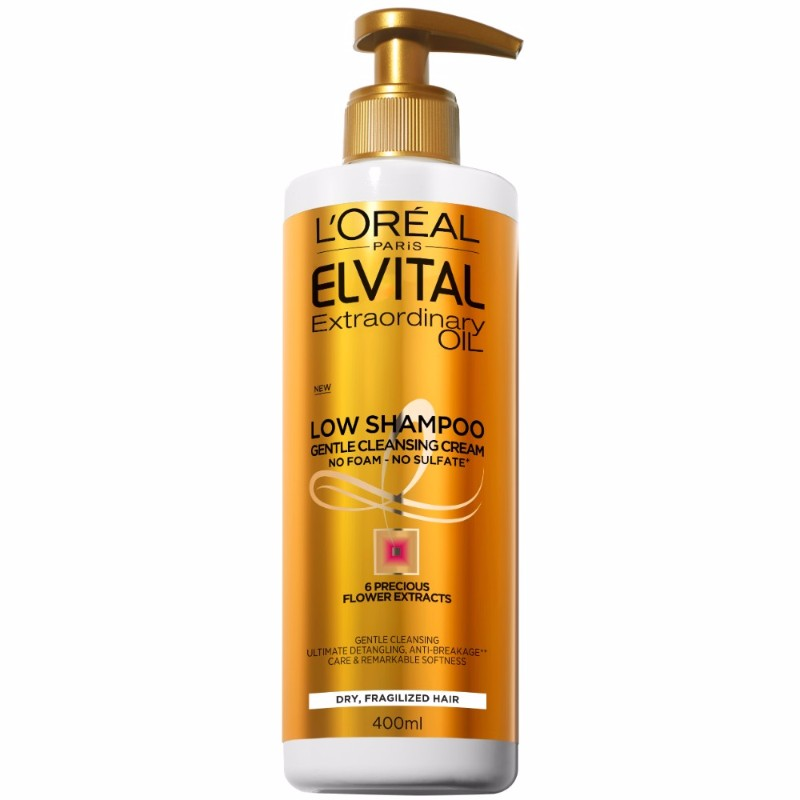 Elvital Extraordinary Oil Low Shampoo