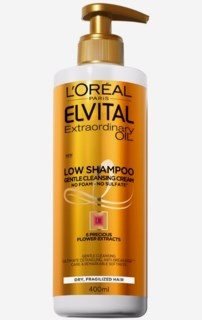 Elvital Extraordinary Oil Low Shampoo 400 ml