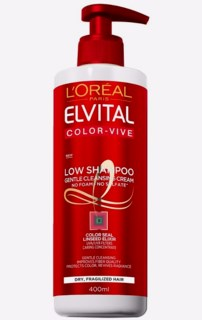 Elvital Color-Vive Low Shampoo Shampoo 400 ml
