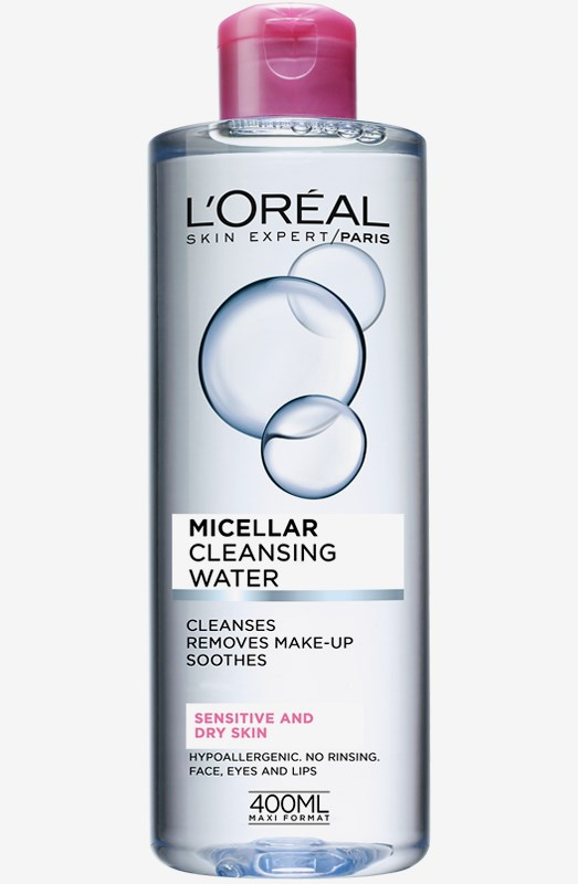 Micellar Cleansing Water Normal Face Toner 400ml