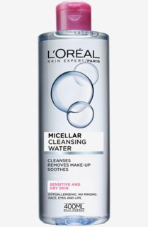 Micellar Cleansing Water Normal Face Toner 400 ml