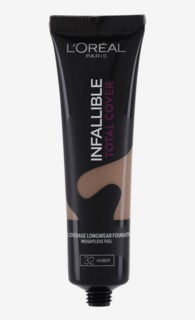 Infallible Total Cover Foundation 32 Ambre
