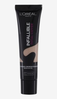 Infallible Total Cover Foundation 10Porcelain