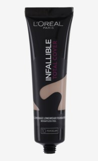 Infallible Total Cover Foundation 10 Porcelain