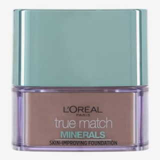 True Match Minerals Foundation 1D/1W Ivoire Golden