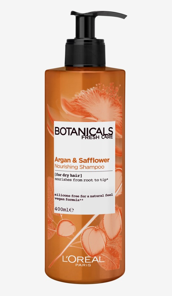 Botanicals Rich Infusion Shampoo 400 ml