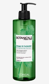 Botanicals Strength Cure Shampoos 400 ml