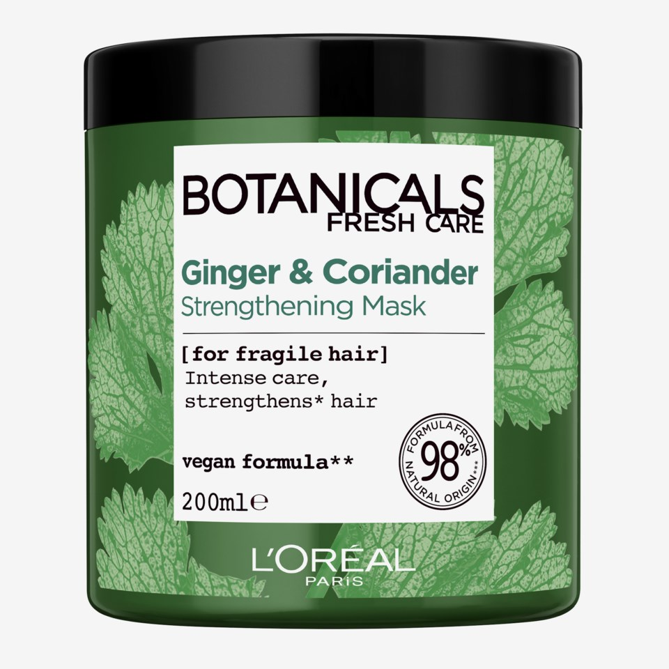 Botanicals Strength Cure Masque 200 ml
