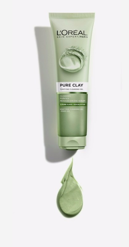 Pure Clay Purifying Cleansing Gel 150ml