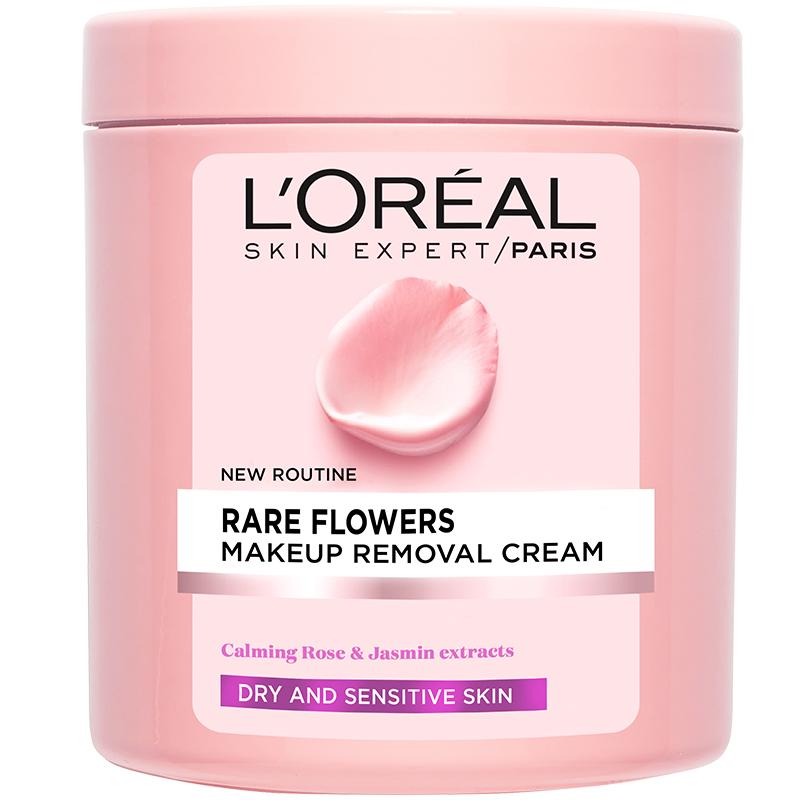 Rare Flowers Dry/Sensitive Cleansing Cream 200ml