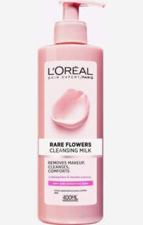 Rare Flowers Dry/Sensitive Cleansing Milk 400 ml