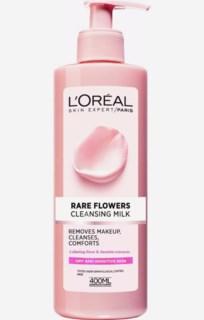 Rare Flowers Dry/Sensitive Cleansing Milk 400ml
