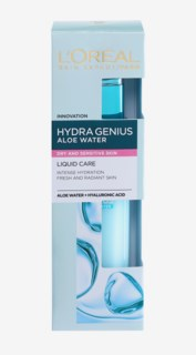 Hydra Genius Aloe Water Dry and Sensitive Skin Day Cream 70 ml