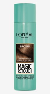 Magic Retouch Root Concealer Spray Brown 150 ml