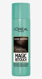 Magic Retouch Root Concealer Spray Dark Brown 150 ml