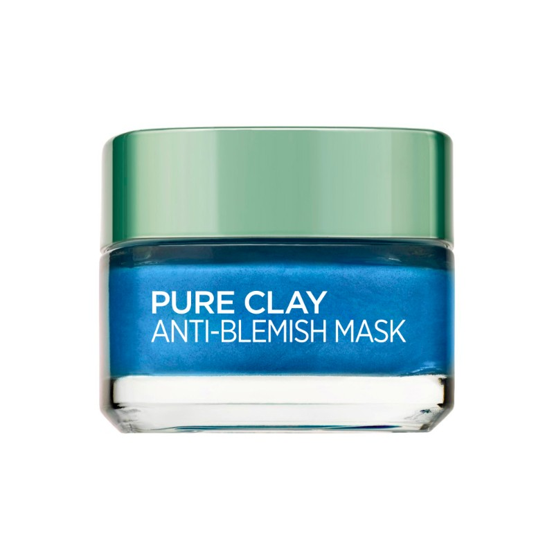 Pure Clay Face Masks & Exfoliants