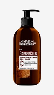 Men Expert Barber Club - 3-in-1 Wash 200 ml
