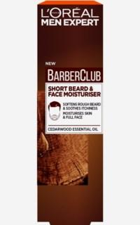 Men Expert Barber Club - Short Beard & Face Moisturiser 50ml