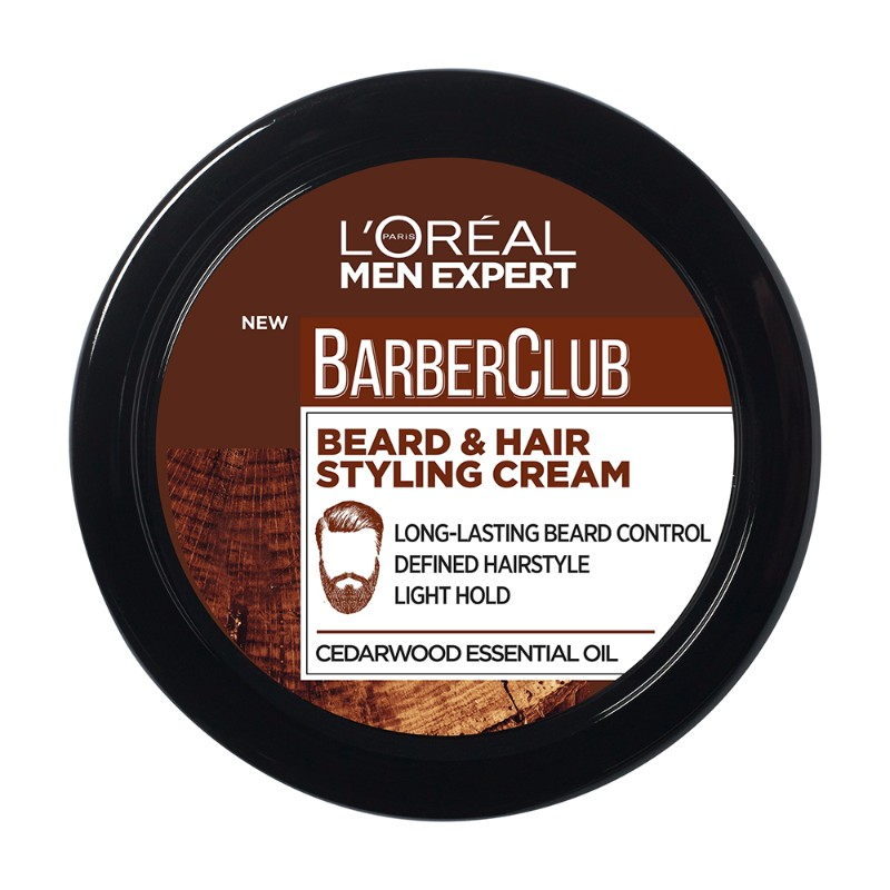 Men Expert Barber Club Men Expert Barber Club Styling Wax/Cream/Paste