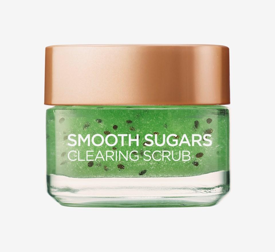 Smooth Clearing Sugar Scrub 50ml