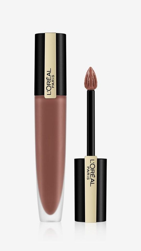 Rouge Signature Lipstick 116 I Explore