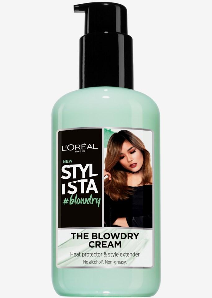 Stylista Blowdry Cream 200ml