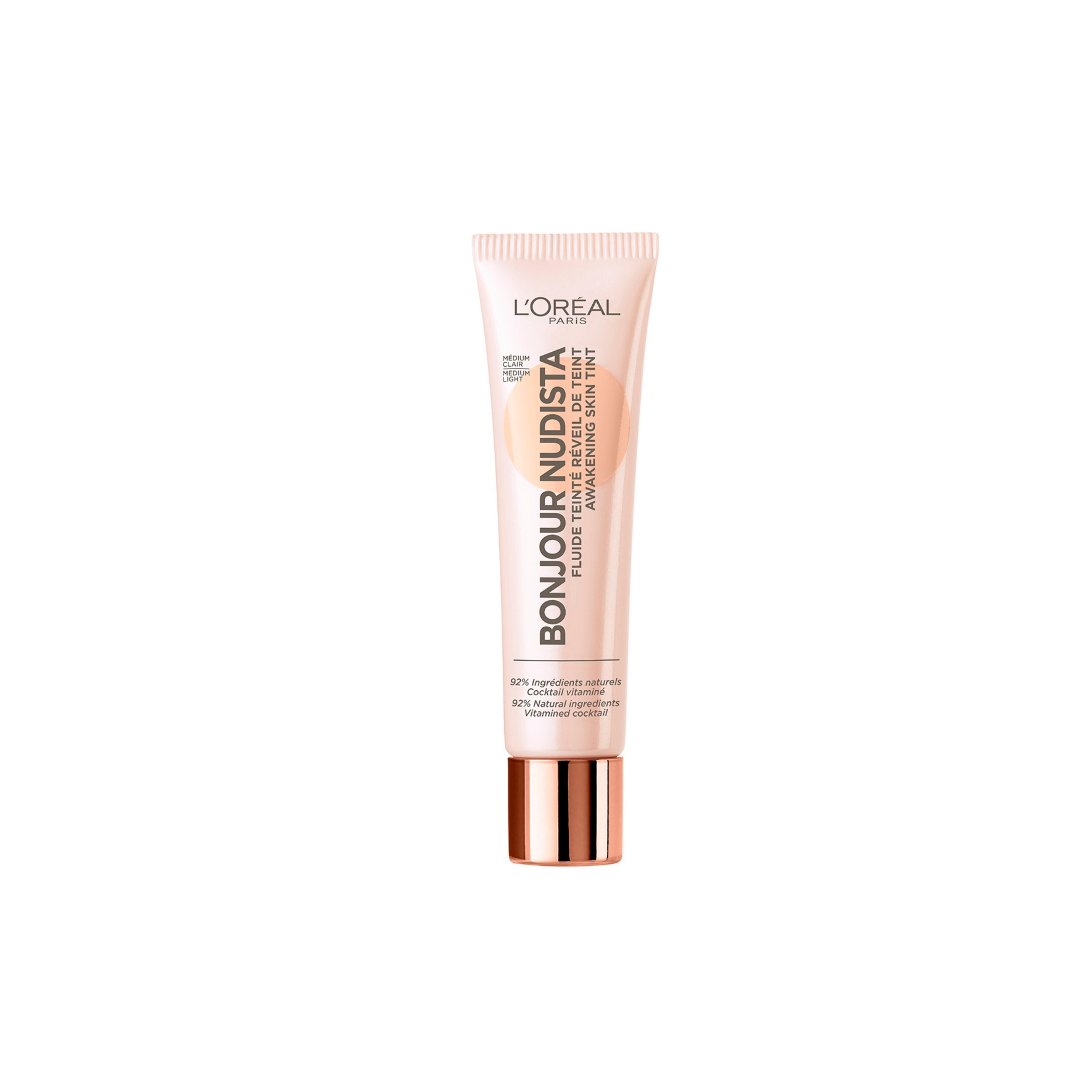 Bonjour Nudista BB Cream 2 Medium Light