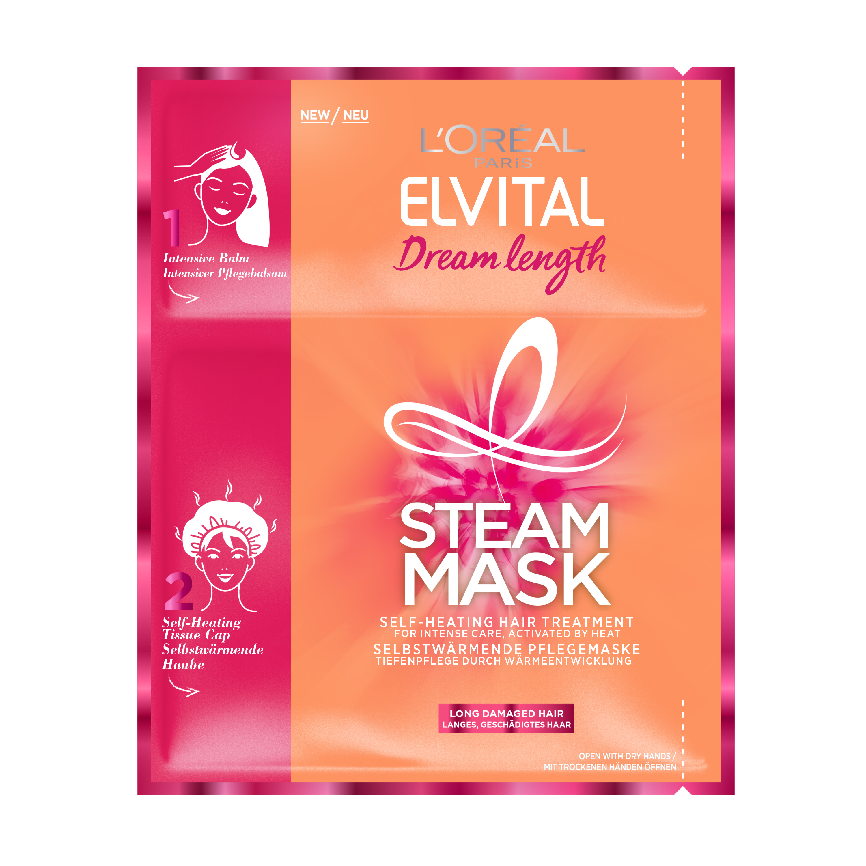 Elvital Dream Length Steam Mask 300ml