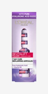 Revitalift Filler [+Hyaluronic Acid] Replumping Ampoules