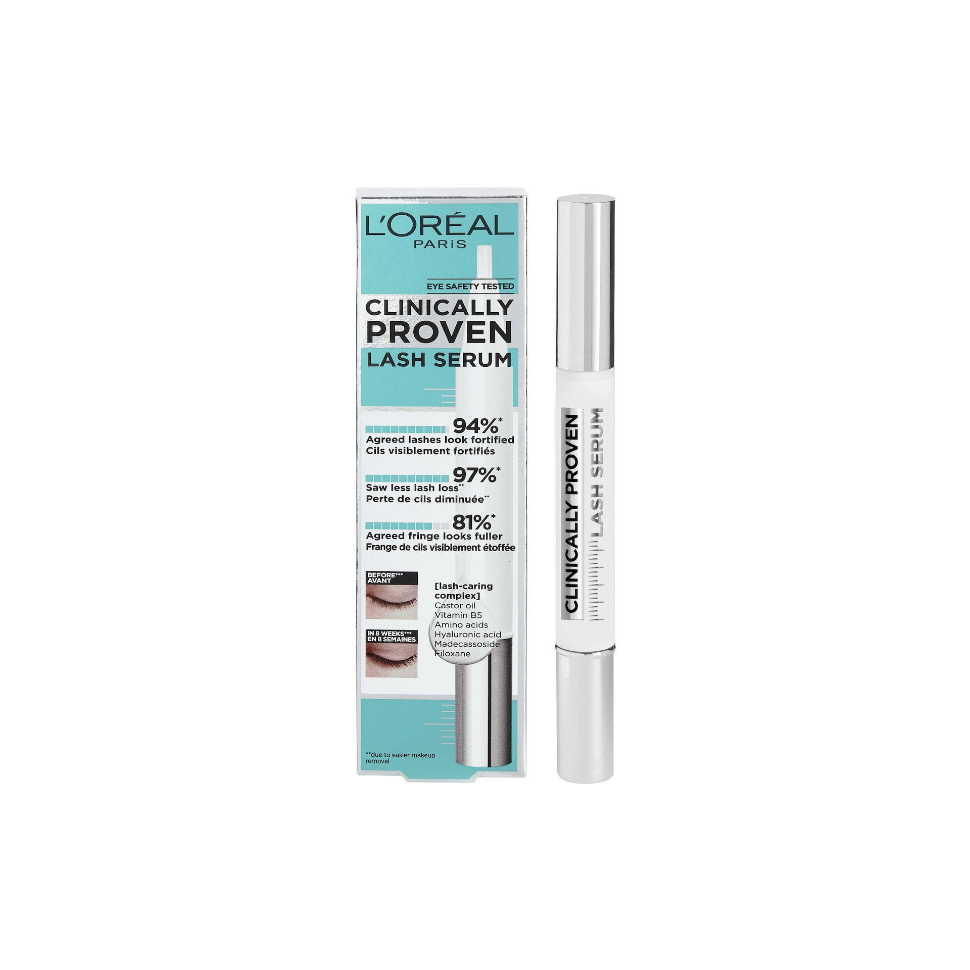 Clinically Proven Lash Serum 0 Universel