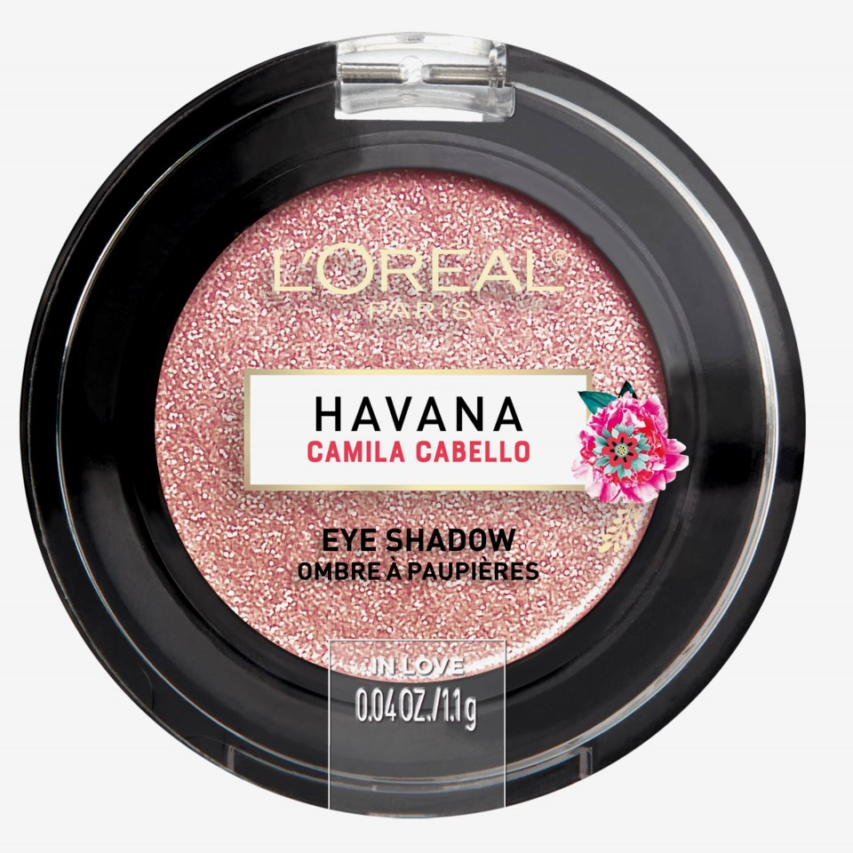 Havana Camila Cabello Eye Shadow 1 In Love