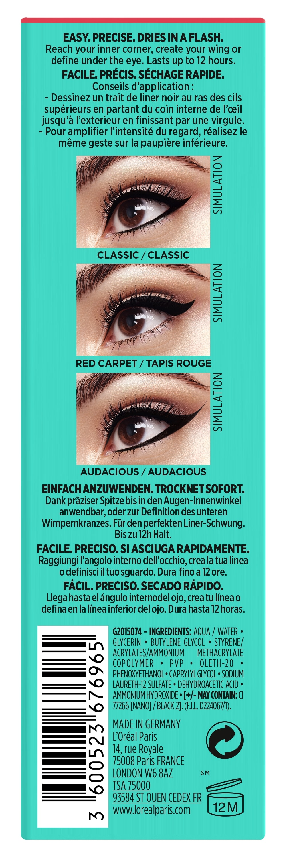 Havana Camila Cabello Flash Liner Eyeliner Black