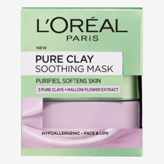 Pure Clay Mask Facial Mask 50 ml