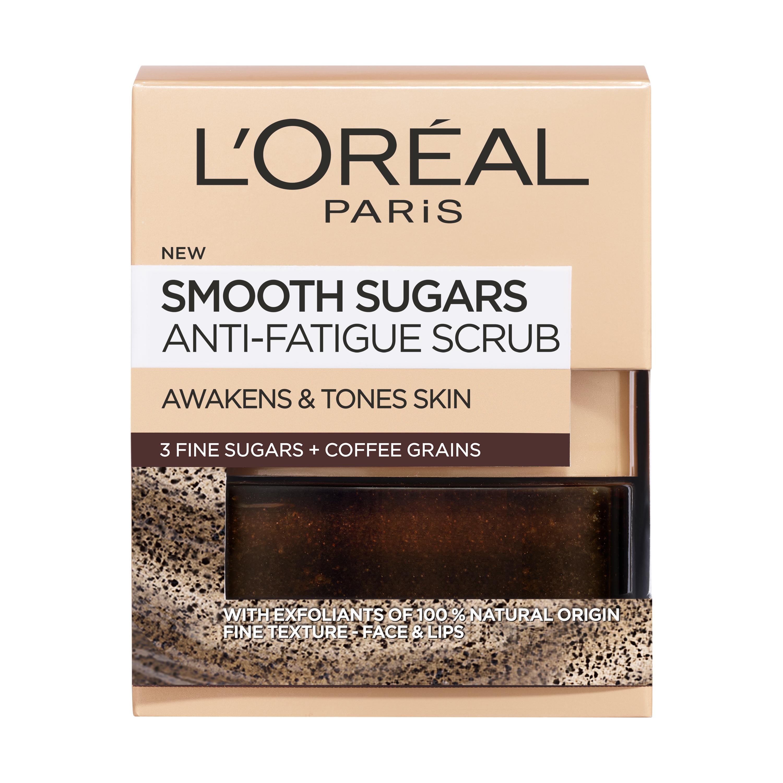 Smooth Sugar Scrub Coffee Facial Peeling 50ml