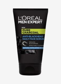 Men Expert Face Peeling Pure Charcoal Scrub 100ml