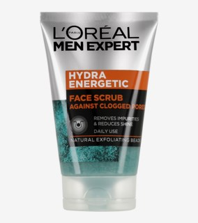 Men Expert Hydra Energetic Scrub 100 ml