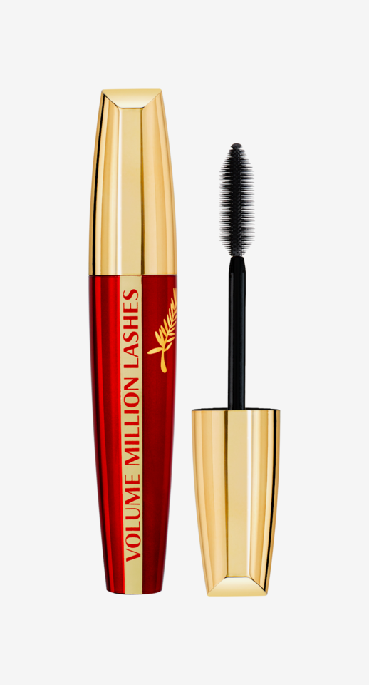 Volume Million Lashes Mascara Cannes Black