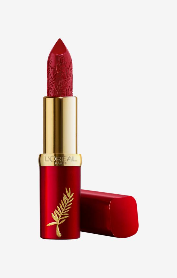 Color Riche Lipstick 357 Cannes Red Carpet