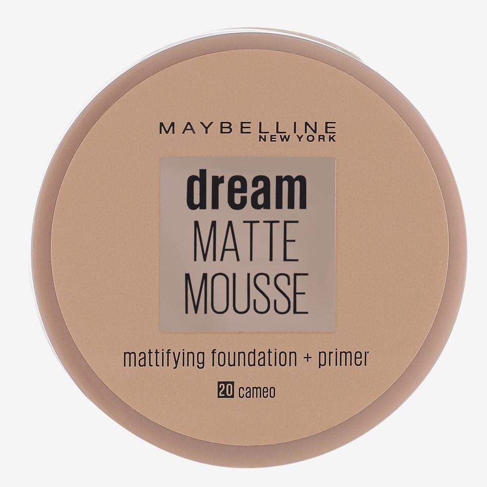 Dream Matte Mousse 10Ivory