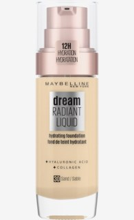 Dream Satin Foundation 30 Sand