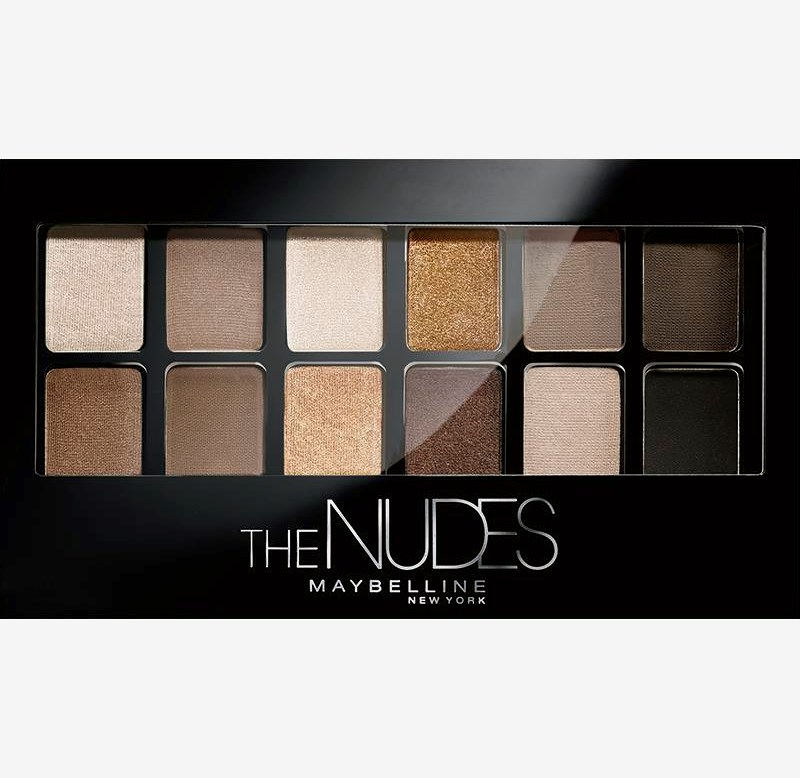 Eyeshadow Pallet The Nudes The Nudes