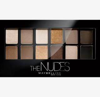 Eyeshadow Pallet The Nudes