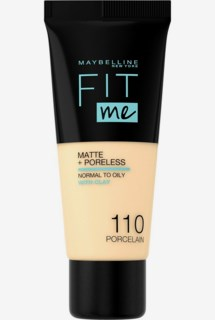 Fit me Matte & Poreless Foundation 110 Porcelain