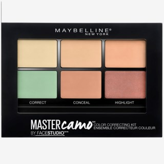 FaceStudio Master Camo Color Correcting Kit Light