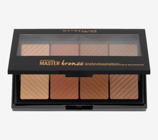 Master Bronze Palette