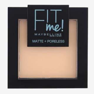 Fit Me Matte & Poreless Powder 104 Soft Ivory