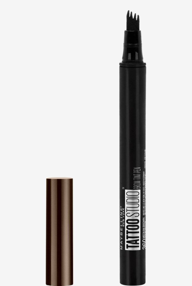Tattoo Brow Micro-Pen Tint Liners 130 Deep