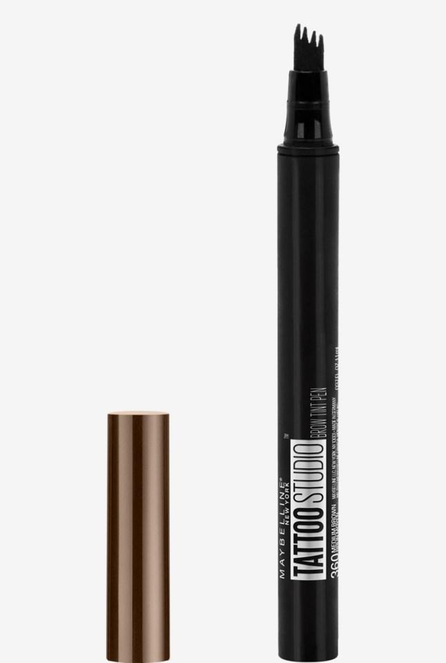 Tattoo Brow Micro-Pen Tint Liners 120Medium
