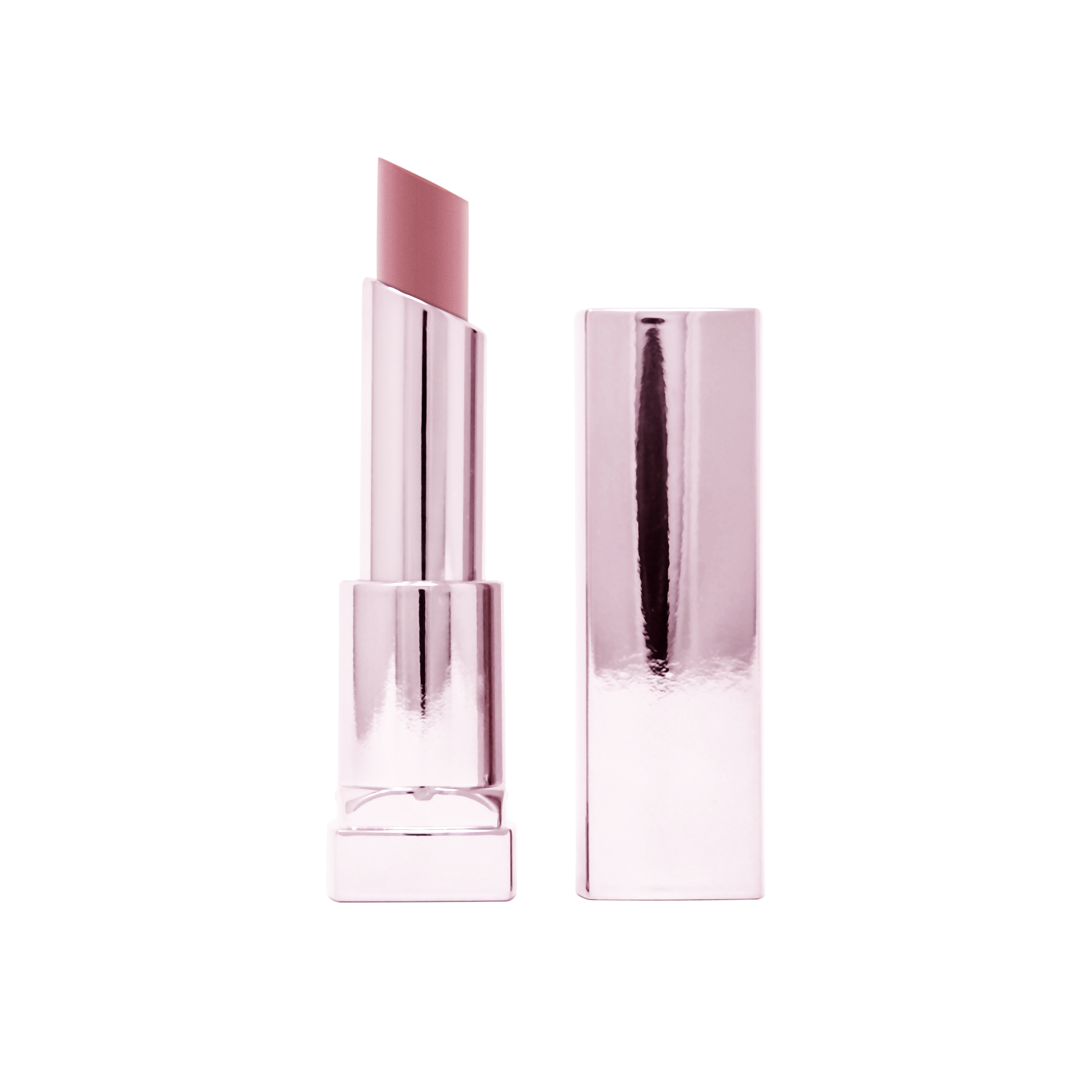 Color Sensational Shine Compulsion Lipstick 75 Undressed Pink