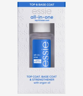 All-In-One Top Coat, Base Coat & Strengthener